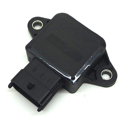 conpus Fit Holden Hyundai Kia Nuovo Sensore di Posizione Acceleratore 996906116000280122014TH3481997-1998, SAAB 90002.3L491815389054150235170-226003517022600, Bosch 0280122014, 0280122016/Standard: th366 - 00 Throttle