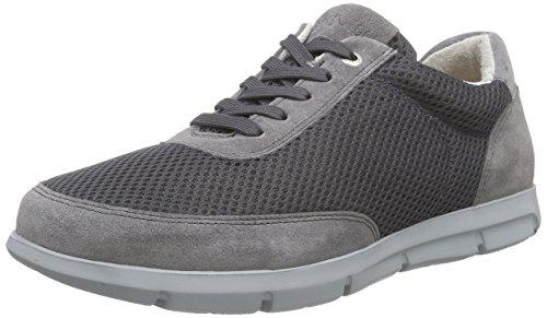 Birkenstock - Illinois Herren, Baskets Homme Gris (gris (gris))