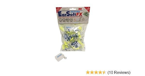25 Oxford Earsoft FX Earplugs