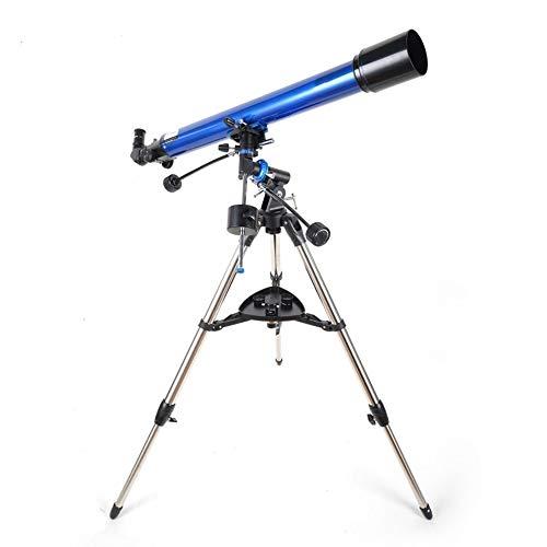 Vobajf Telescopios Mirando Las Estrellas Que se refracta