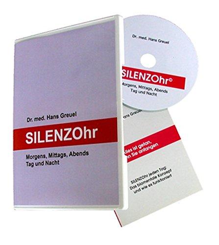 Silenzohr Buch + Audio CD: Bei Tinnitus