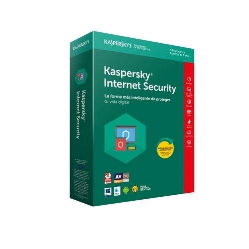 Preisvergleich Produktbild ANTIVIRUS KASPERSKY INTERNET SECURITY 2018 - 4 LICENCIAS / 1 AÑO - NO CD - PROTECCIÓN EFICAZ - PAGO SEGURO - PARA PC / MAC / MOVILES