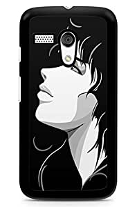 Geekcases A Fairy's Tale Back Case for Motorola Moto G