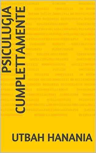 psiculugia cumplettamente  (Corsican Edition)