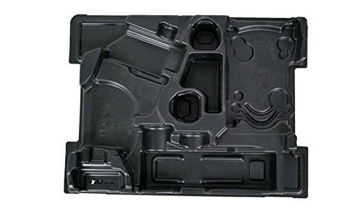 Bosch Professional Einlage für Akku-Hobel GHO/Kantenfräse GKF 12 V, schwarz