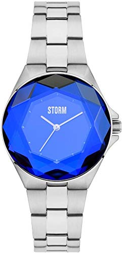 Storm London CRYSTANA LAZER BLUE 47254/LB Orologio da polso donna