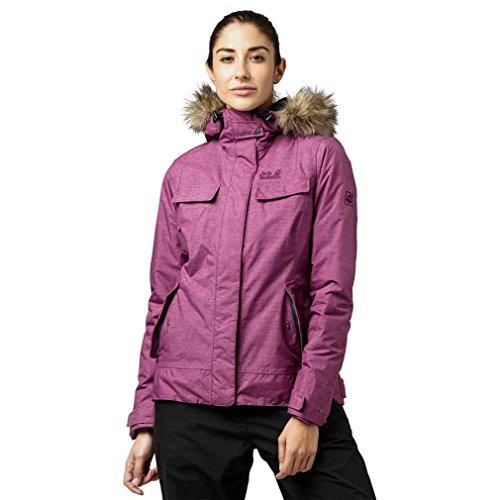 41%2BQLsmZ8OL. SS500  - Jack Wolfskin Women's Cypress Mountain Jacket