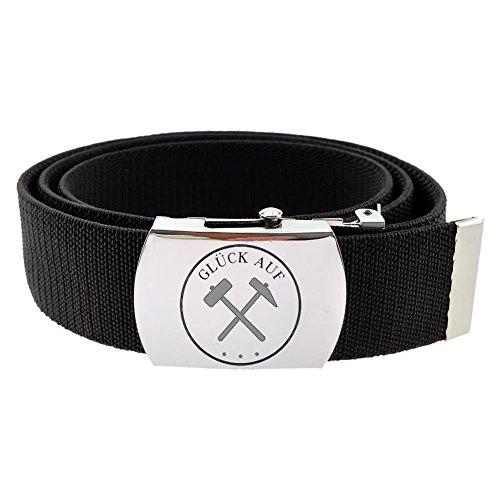 Goorin Bros.. - Goorin Brows - Trucker Cap - Silver Fox - Grey, Schwarz, 40mm-breit-120cm-lang