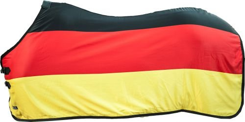 HKM SPORTS EQUIPMENT Abschwitzdecke Flags Größe 165, Farbe USA