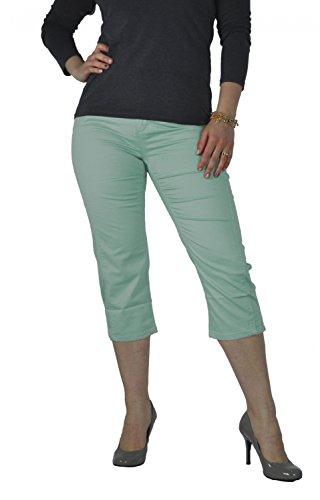 Michaelax-Fashion-Trade - Short - Uni - Femme Green - Mint Green (5061)