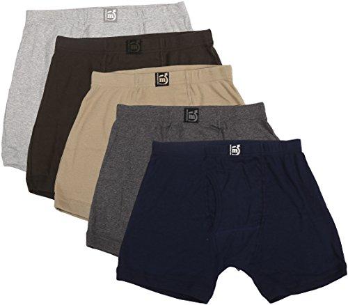 Macroman Men's Cotton Trunk (pack Of 8)