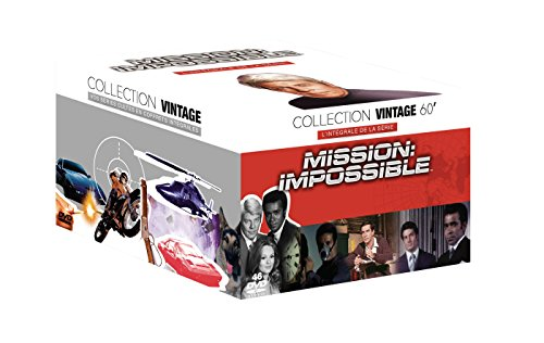 Coffret intégrale mission impossible, saisons 1 à 7 [FR Import] - Mission Hills Collection