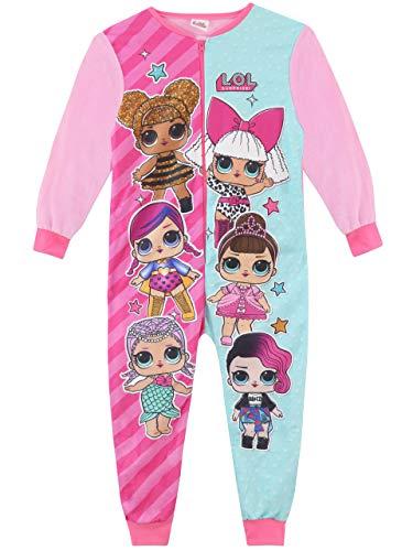 Lol Surprise Pijama Entera para Niñas Dolls Multicolor 4-5 Años
