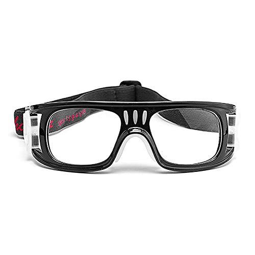 Lixada Anti-Fog Basketball Schutzbrille Sport Schutzbrillen Fußball Fußball Eyewear Plain Brille Augenschutz für Männer Frauen