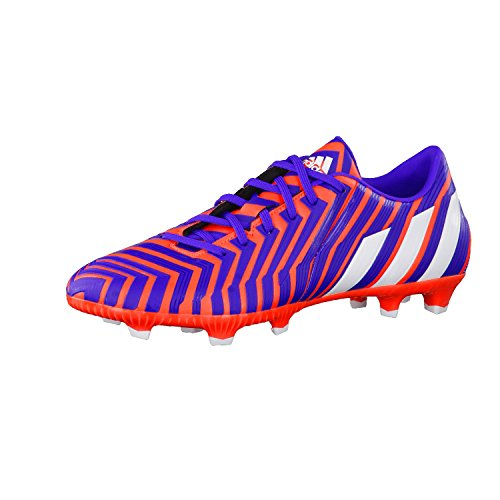 Rasen Fußballschuhe Predator Absolado Instinct FG Black/Red/White solar red/ftwr white/night flash s15