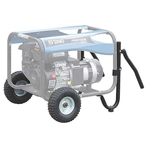 Widmer Radsatz für Stromerzeuger, 1 Stück, 2 und 3 kW -