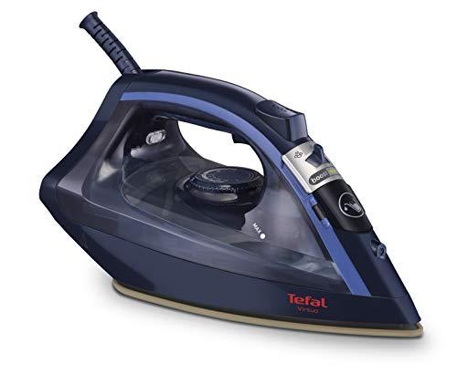 Tefal FV1739E0 - Plancha de vapor 2000 W,  salida continua de vapor de 24 g/min, golpe de vapor de 90 g para eliminar las arrugas más difíciles