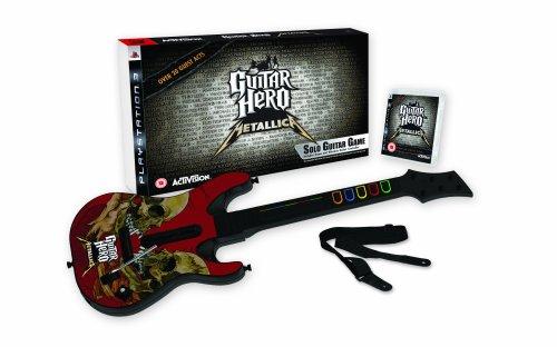 Pack 'Guitar Hero: Metallica' con Guitarra [PS3] [PlayStation 3] [Producto Importado]