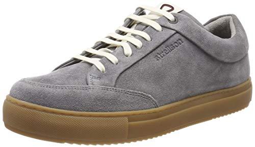 Strellson Herren Evans LFU 2 Sneaker, Blau (Light Blue 401), 43 EU