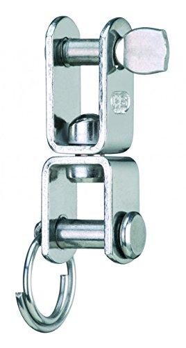 Sprenger in acciaio inossidabile girevole, größe-schäkel-1:B 14mm