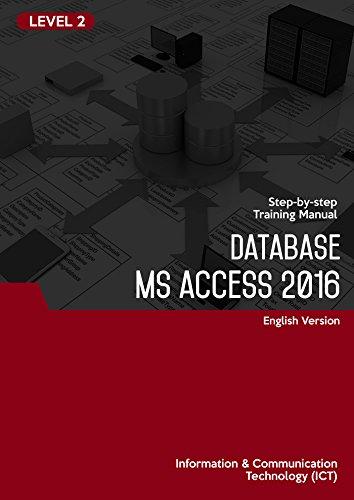 MICROSOFT ACCESS 2016 (DATABASE) LEVEL 2 eBook: AMC THE