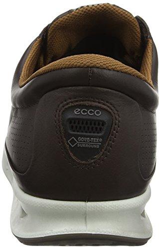 ECCO Cool, Scarpe da Ginnastica Basse Uomo Marrone (Braun (Mocha))