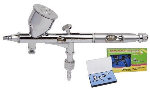 Pistola aerografía Fengda® BD-180 boquilla 0,2 mm