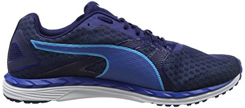 Puma Herren Speed 300 Ignite 2 Outdoor Fitnessschuhe Blau (Lapis Blue-Blue Depths-Nrgy Turquoise)