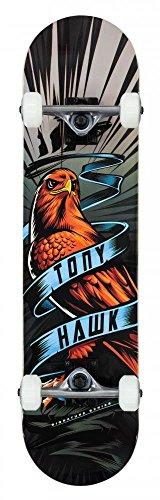 Tony Hawk SS 360 Banner Hawk Kids Complete Skateboard - 7.5