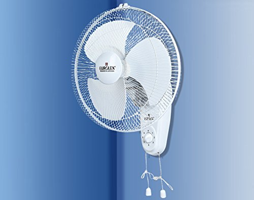 Eurolex Avitor 400mm 55Watts Speed Wall Fan