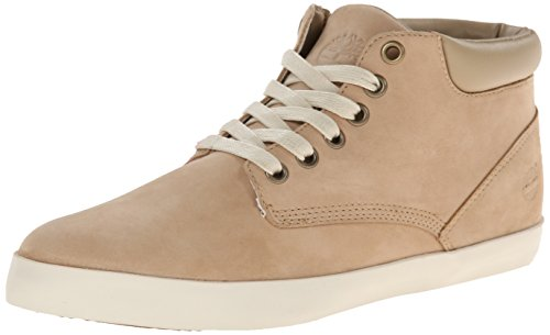 Timberland Damen Ek Glstbry Chuk Corn High-Top Beige