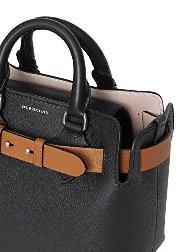 BURBERRY Damen 8006678 Schwarz Leder Handtaschen - 4