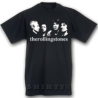 T Shirt - schwarz - 5XL - Rolling Stones - 035