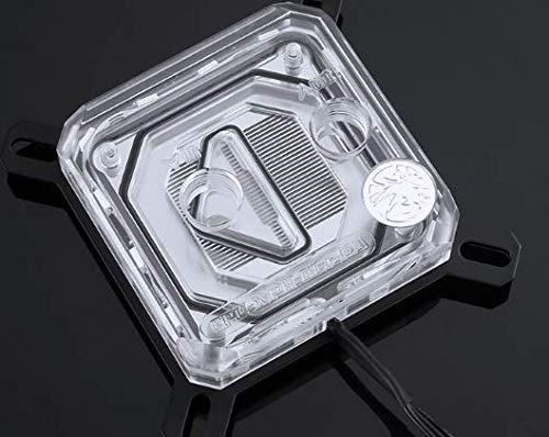 Tutoy Bloc d'eau Acrylique De Waterblock LED De Type De Jet De...