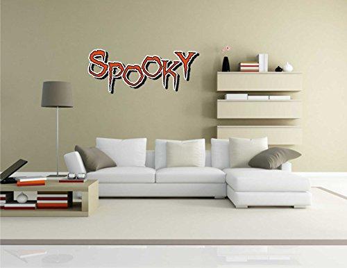 Wandtattoo Comic 050 – Lustiges Motiv Spooky – Wandaufkleber