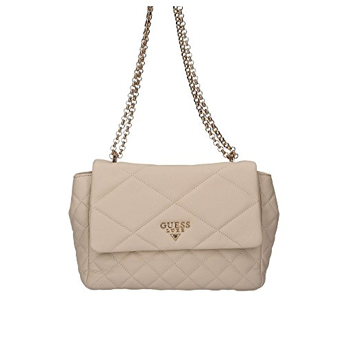 GUESS LOU CROSSBODY FLAP HWLOU1L7221 MIL MILK