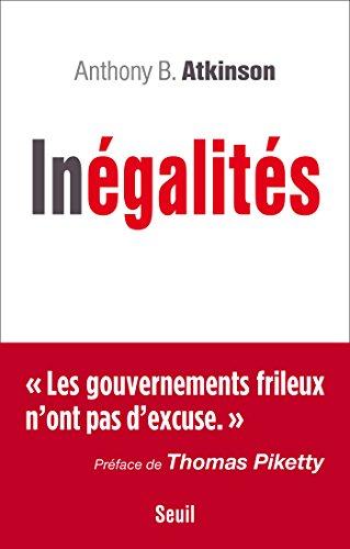 Inégalités (ECO HUMAINE) par Anthony B. Atkinson
