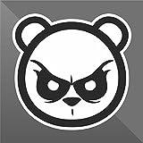 erreinge Sticker Orso Bear Porter Soportar Tragen Panda - Decal Cars Motorcycles Helmet Wall Camper Bike Adesivo Adhesive Autocollant Pegatina Aufkleber - cm 32