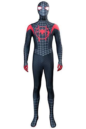MingoTor Superheld Outfit Cosplay Kostüm Herren -