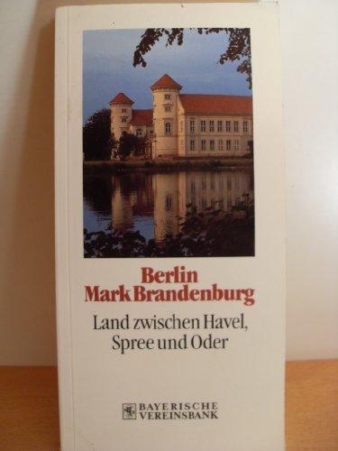 Berlin - Mark Brandenburg. Kunstfahren zwischen Havel, Spree und Oder