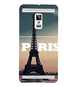 For Vivo X3S beautiful tower ( beautiful tower, tower, vintage tower ) Printed Designer Back Case Cover By TAKKLOO