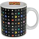 Pac Man Repeat Print Logo Mug