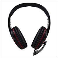 Loveinwinter Ps4 Gaming Headset,Wired Stereo Headset With Mic And Volume Control