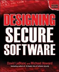 [(Designing Secure Software)] [By (author) Michael Howard ] published on (March, 2007)