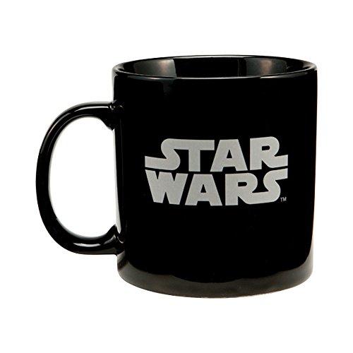 Joy Toy Star Wars 99161 - Taza de cerámica (591 ml), diseño de Darth Vader