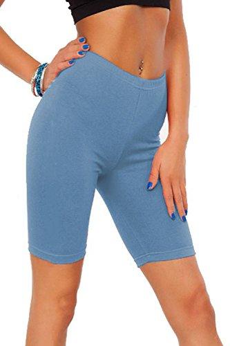 Vanilla Inc - Short - Femme Turquoise