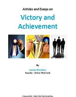 Essays on self achievements