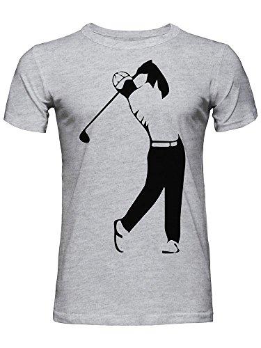 Golf Player Men's T-Shirt XX-Large