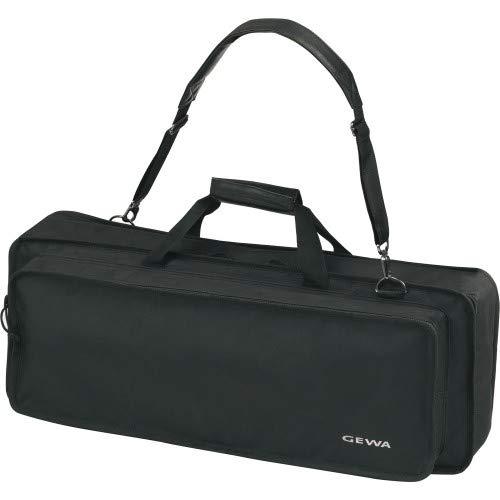 Keyboard Gig Bag Basic, 75x31x9 cm, mit Notentasche, schwarz, reiß- und wasserfest
