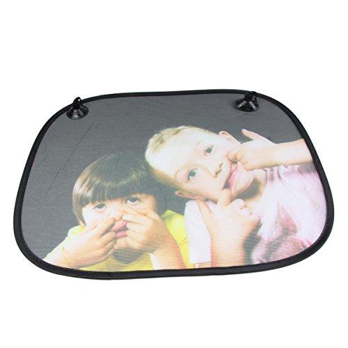 Preisvergleich Produktbild Donkey Auto-Sonnenschutz Kinder, Crazy Kids, Blind Passenger, 310203